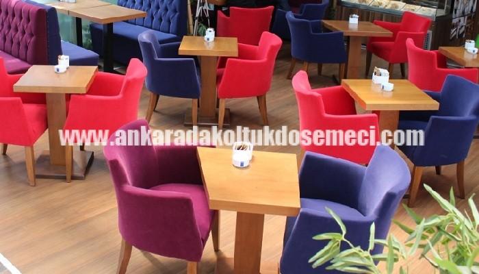 Ankara Cafe Masa Sandalye İmalatçıları