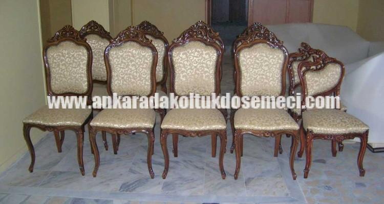 Sandalye Döşeme Fiyatları